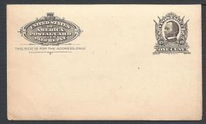 Uy4 (UPCC#MR6) Card Advert Meeting of Lehigh Club, Postal...