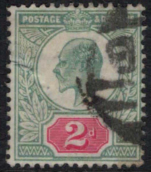 Great Britain #130b  CV $20.00  sm crease or thin