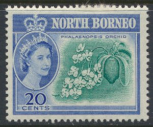 North Borneo  SG 397  SC# 286  MLH   see scans  and details