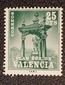 Spain - Valencia Michel #5 mnh