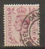 GB George VI  SG 470 Used
