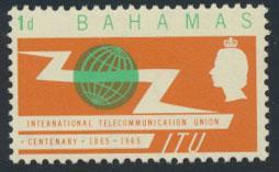 Bahamas  SG 262 SC# 219 MNH  see scan