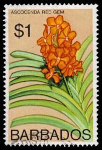 Barbados - Scott 408b - Used