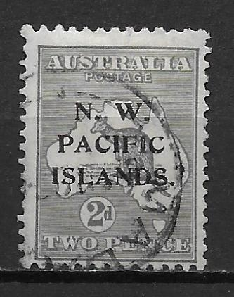North West Pacific Islands 29 2d Roo single Used