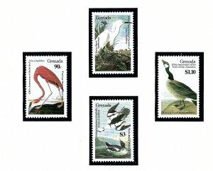 Grenada 1352-55 MNH 1986 Birds            (KA)