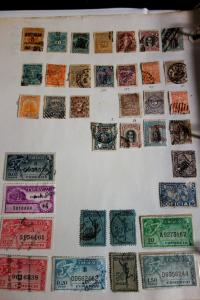 Uruguay Stamps Mint & Used Collection on Minkus Pages