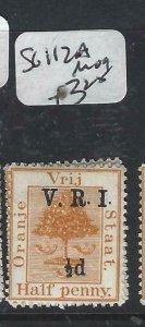 ORANGE FREE STATE (P0107B)  SG 112A     MOG