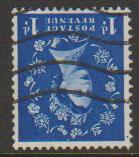 Great Britain SG 541wi  Used  watermark inverted