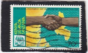 Kenya, Uganda, and Tanzania  #  285  used
