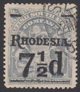 Rhodesia 90 Used CV $4.25