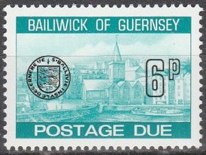 Guernsey #J24 MNH (S9405)