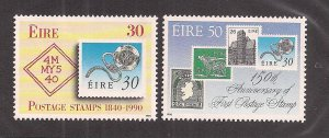 IRELAND SC# 803-4    FVF/MNH 1990