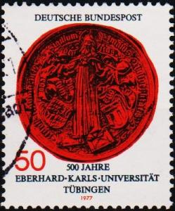 Germany. 1977 50pf S.G.1830 Fine Used