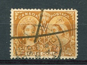 Canada #63   CDS and pen cancel - Centered  Lakeshore Philatelics