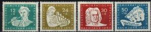 DDR #B17-20 MNH  CV $29.50 (X2309)