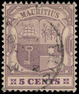 Mauritius Scott 101 Gibbons 144 Used Stamp (3)