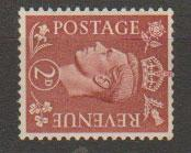 GB George VI  SG 506a wmk sideways unmounted mint