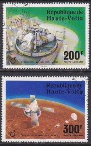 Upper Volta Sc #C238-C239 Used