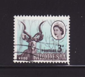 Rhodesia 225 U Animals, Kudu (B)