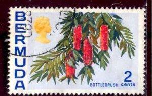 Bermuda; 1970: Sc. # 256: O/Used Single Stamp