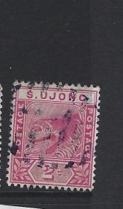 MALAYA  SUNGEI UJONG   (PP2507B) 2C     TIGER   SG    50   VFU