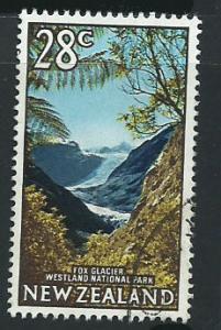 New Zealand SG 878 Fine Used