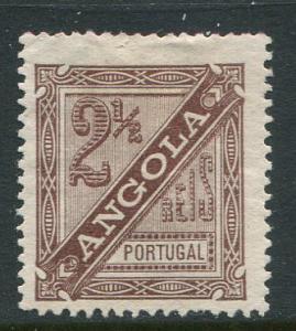 Angola #P1 Mint No Gum - Make Me An Offer