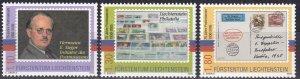 Liechtenstein  #1320-2 MNH  CV $6.50 (Z2941)
