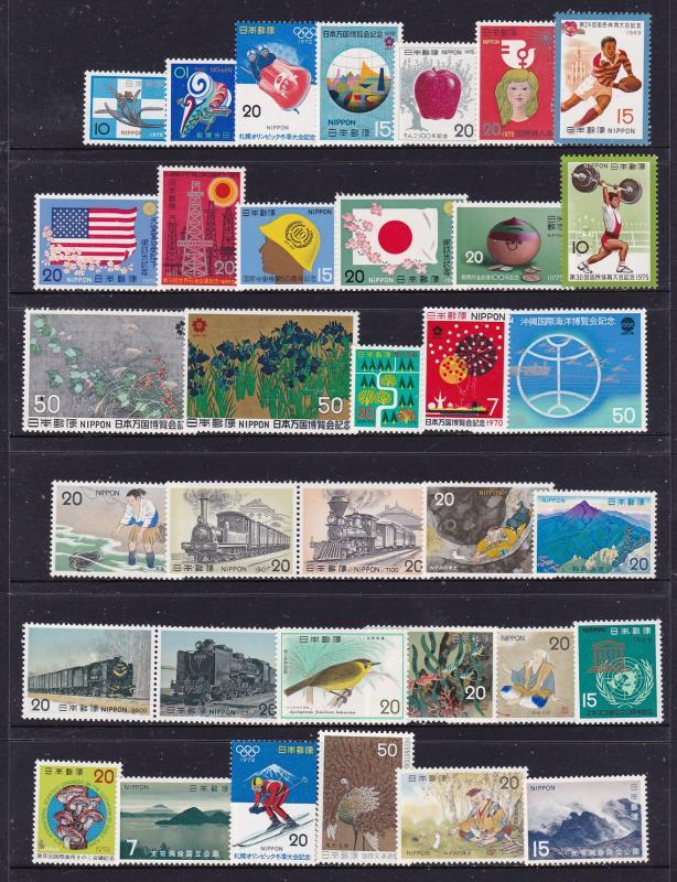 Japan a collection builder M&U