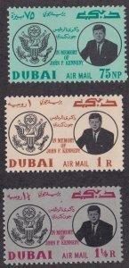Dubai M# 54A-56A, John F. Kennedy, NH,