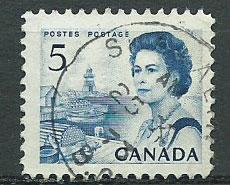 Canada SG 583   Fine Used Perf 10