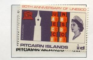 Pitcairn Islands MNH Scott Cat. # 64