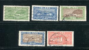 Iceland #144-8 Used Accepting Best Offer