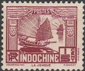 Indo-China, 144  MH From 1931-41