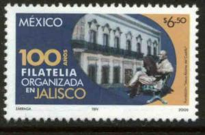 MEXICO 2483, Philatelic SocietY of Jalisco - Centenary. MINT, NH. F-VF.