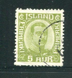 Iceland #112 Used Accepting Best Offer
