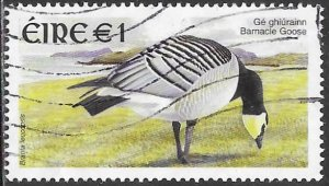 Ireland 1366 Used - Birds - Barnacle Goose
