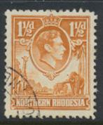 Northern Rhodesia  SG 30 SC# 30 Used - see details