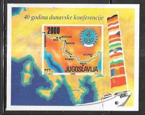 Yugoslavia #1905 souvenir sheet  (MNH) CV $3.25
