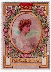 (I.B) Cinderella Collection : Lord Roberts Memorial (Princess Mary)