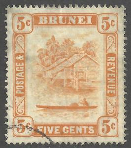 BRUNEI SCOTT 65A