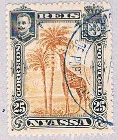 Nyassa 31 Used Giraffe 1901 (BP36911)