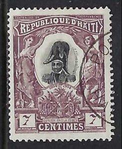 Haiti 85 VFU Z2939-4