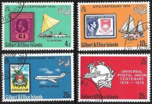 Gilbert Islands # 226 - 29 Used