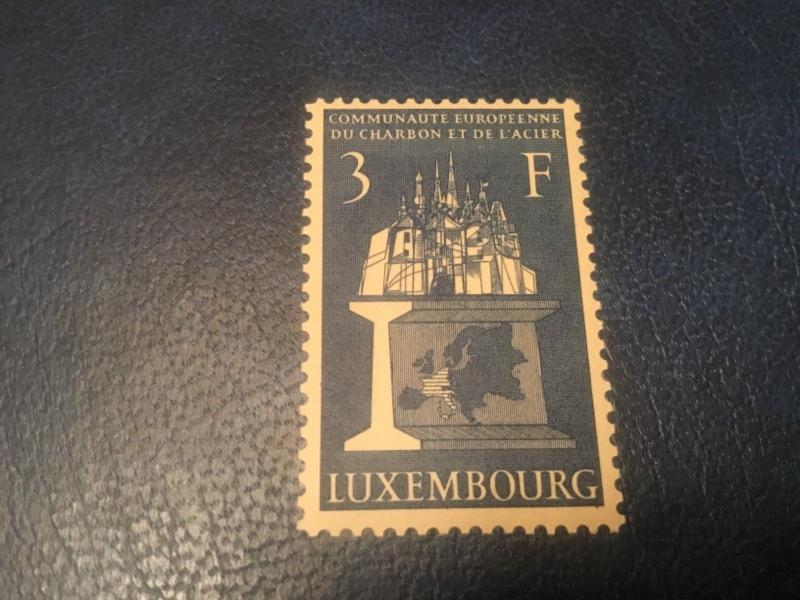 ICOLLECTZONE Luxembourg #316 VF NH (Bk1-32)