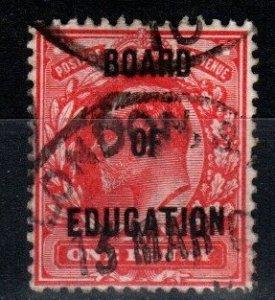 Great Britain #O68  F-VF Used  CV $40.00 (X1143)