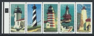 UNITED STATES SC# 2474a VF MNH 1990 Pl#4 NFP