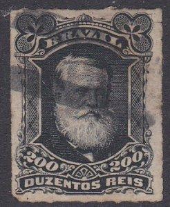 Brazil Sc #73 Used