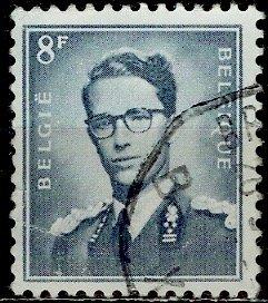 Belgium; 1958: Sc. # 464: O/Used Single Stamp