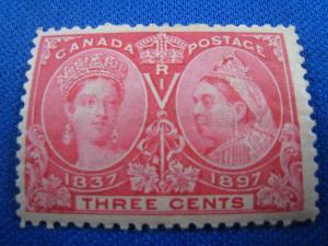 CANADA - SCOTT # 53 -  MH